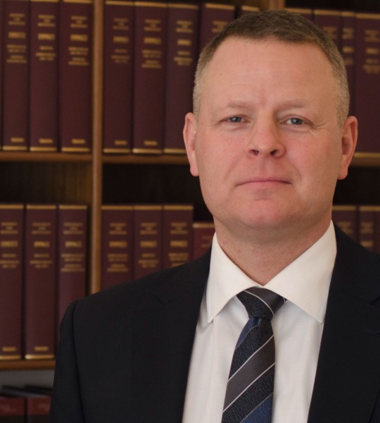 Michael Hasløv Stæhr